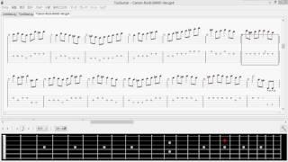 カノンロック TUXGUITAR バージョン2 高画質版(HD)