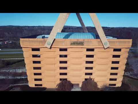 Longaberger basket Company Former Head Quarters