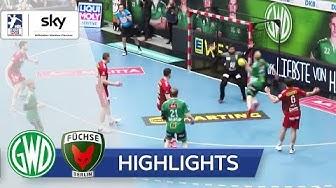 TSV GWD Minden - Füchse Berlin   Highlights - LIQUI MOLY Handball-Bundesliga 2019/20