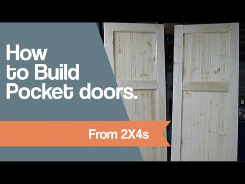 6:49 & How To Build A Board and Batten Door - YouTube Pezcame.Com