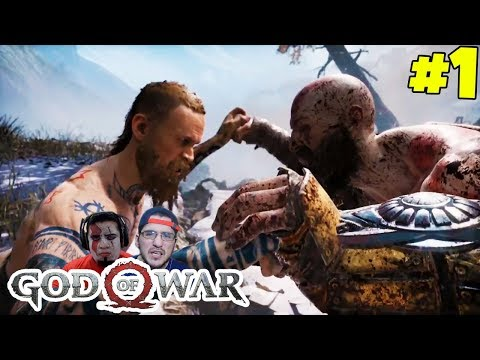 LA PELEA MÁS ÉPICA DE LA SAGA | GOD OF WAR (PS4) #1