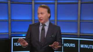 Real Time with Bill Maher: Monologue - November 21, 2014 (HBO)