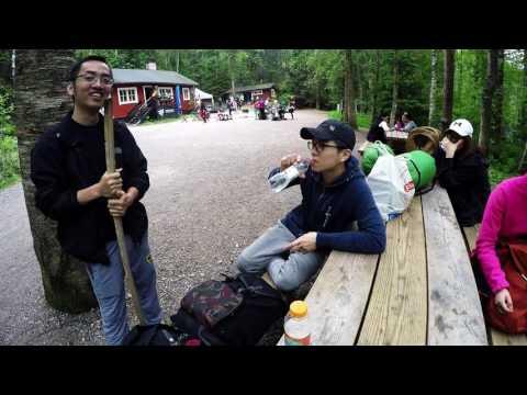 Nuuksio Camping Finnish Nature Day 2017