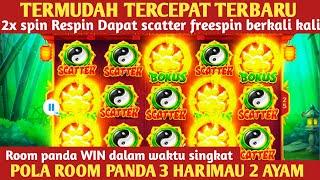 Download TERMUDAH TERCEPAT TERBARU POLA ROOM PANDA CEPAT WIN FREE SPIN BERKALI KALI || PANDA HIGGS DOMINO