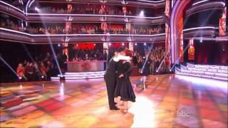 Wynonna Judd & Tony Dovolani - Cha Cha-Week-1