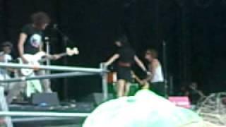 Jennifer Rostock - Drahtseiltakt (live)