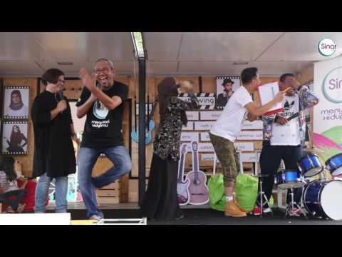 Jalan Jalan Sepahtu Sinar - Alor Setar : Lagu Arab
