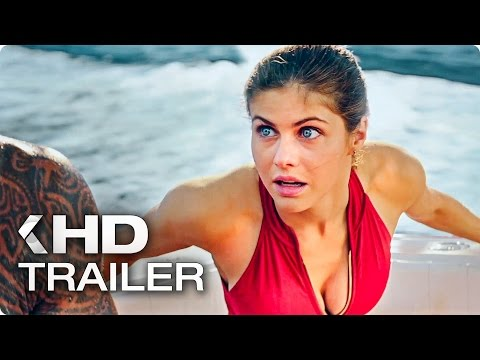 трейлер 2017 - BAYWATCH Red Band Trailer (2017)