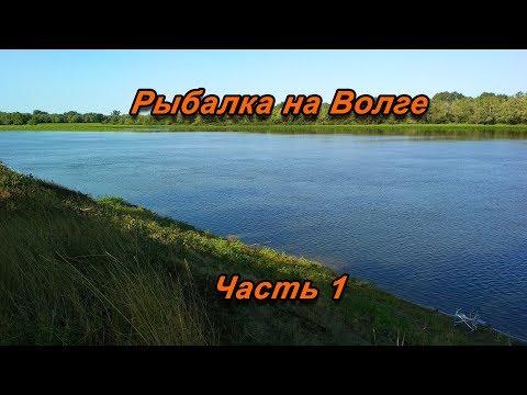 Нижняя Волга 2019. Рыбалка в Астрахани. Часть 1 (Фидер)