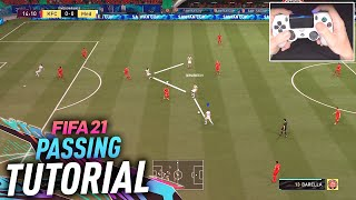 FIFA 21 PASSING TUTORIAL - COMPLETE GUIDE TO PERFECT PASSING