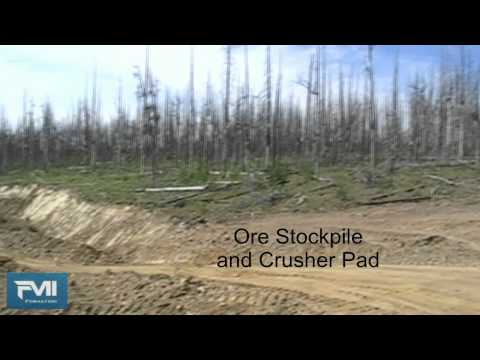 Idaho Cobalt Project Mine Site Fly Over and Ground Tour.avi