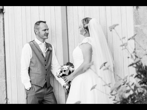 Aarron & Vicki's Wedding Photo Film