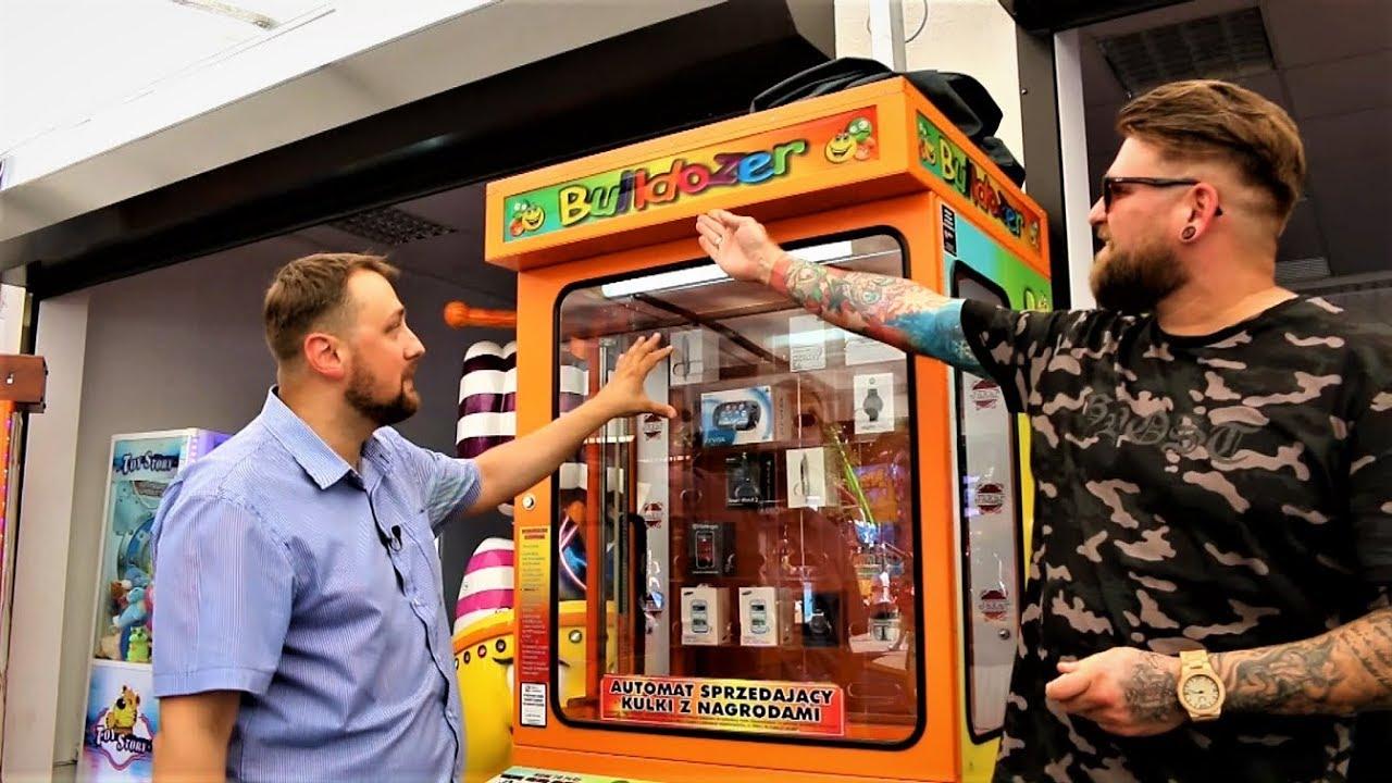 Ile można wygrać na najdroższym automacie Bulldozer