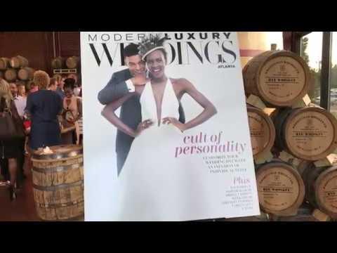 Messieurs Swank x Modern Luxury Wedding Atlanta Issue Release Celebration