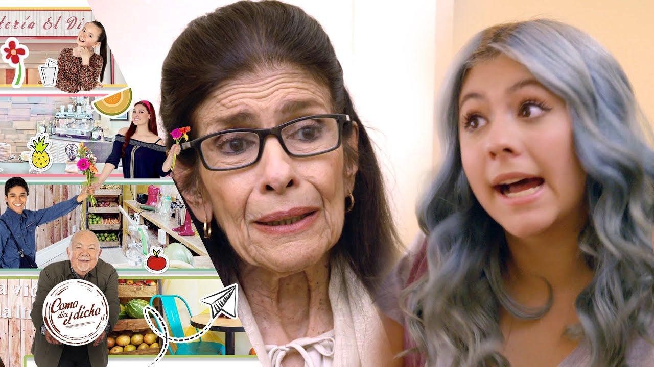 ¡Valeria acusa a su abuela de vender drogas! | No hay mejor remedio... | Como dice el dicho