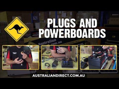 KickAss Plugs, Sockets, Housings And Power Boards