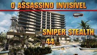 #BF4 - O assassino invisível 44 (SR-338 FODA!)
