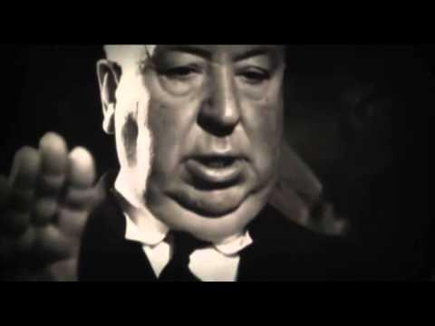 Alfred Hitchcock, el maestro del suspenso.