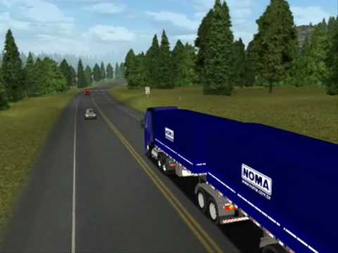 18 wheels of steel haulin Volvo FH 12