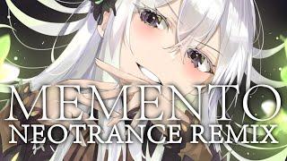 Re:Zero Season 2 ED: Memento feat. Aika [ Neotrance Remix ]