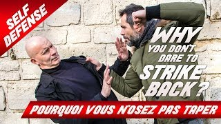 POURQUOI VOUS N'OSEZ PAS TAPER ? / Why you don't dare to strike back thumbnail