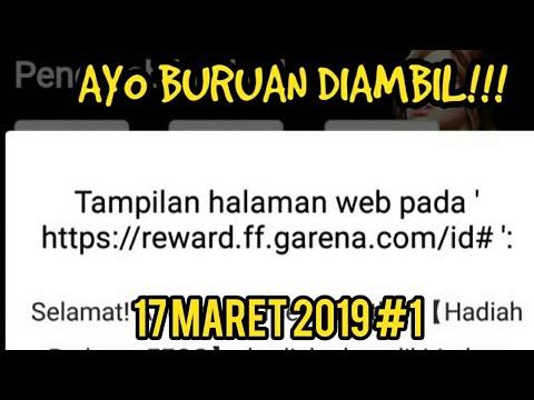 KODE REDEEM TERBARU 17 MARET 2019 BURUAN SEBELUM HANGUS part 1