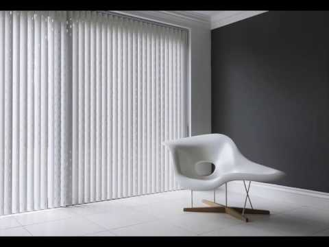 PVC Vertical Blinds White UK Design Ideas