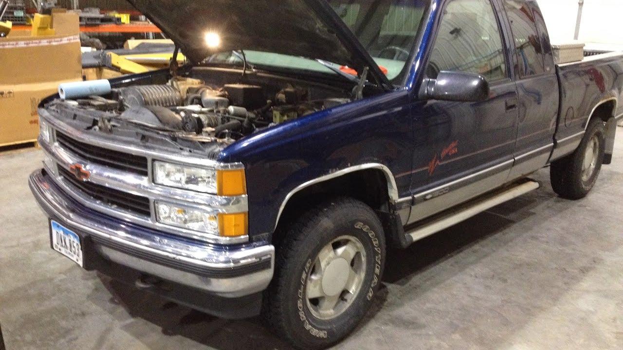 Road To 300k 98 Chevy Silverado Steering Gearbox Replacement Youtube. Road To 300k 98 Chevy Silverado Steering Gearbox Replacement. Chevrolet. 1994 Chevy 1500 4x4 Steering Diagram At Scoala.co