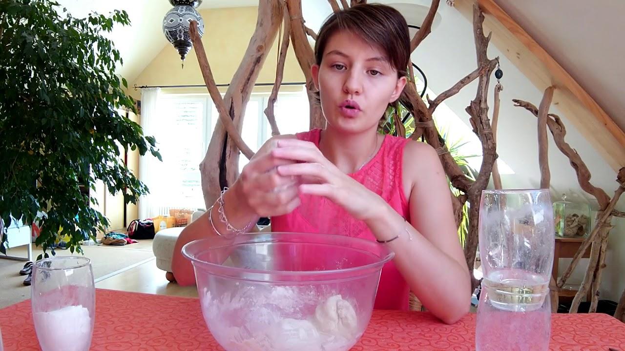 Recette pâte à modeler, facile et sans cuisson - YouTube