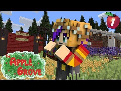 CELEBRATING 1K SUBS!!   The Apple Grove Ep 1