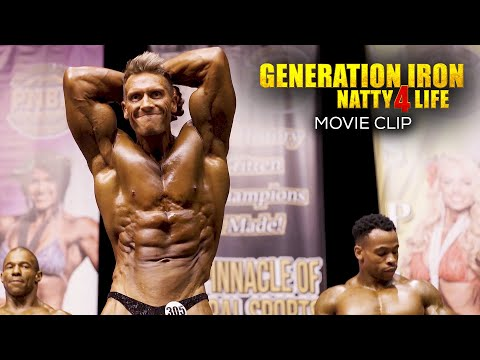 Generation Iron 4 MOVIE CLIP | How Natural Bodybuilding Aims To Destroy Mass Monster Bloat