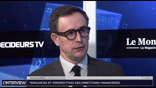 L'interview : Tendances et perspectives des directions financières