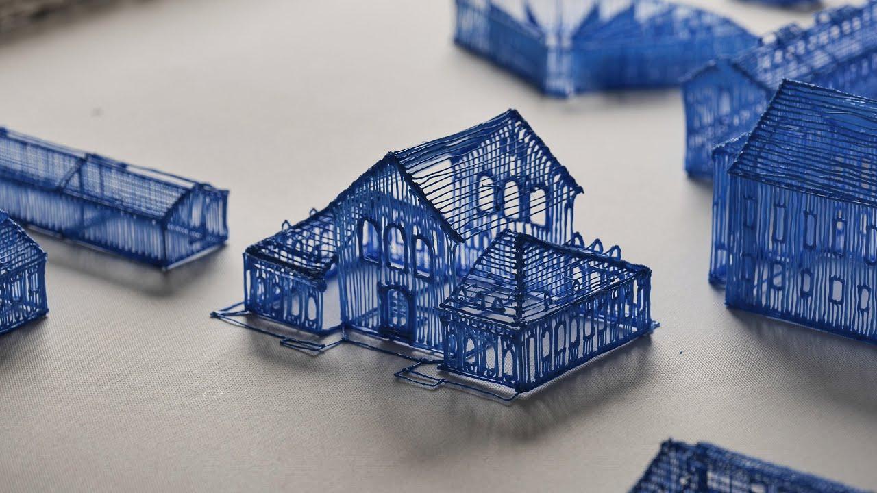 3D펜으로 서대문형무소 만들기