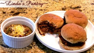 ~sloppy Joe's From The Home Canned Pantry With Linda's Pantry~