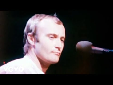 phil collins the roof is leaking 2015 remastered