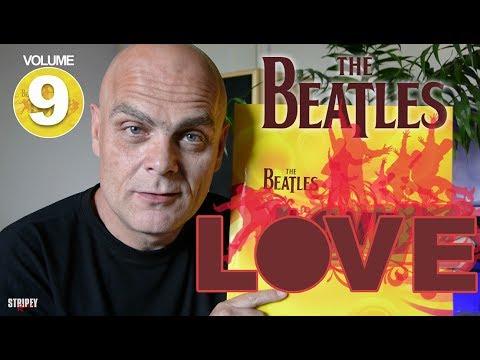 "The Beatles ""LOVE"" Vinyl 1st Play*"