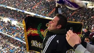 Real Madrid–PSG 3-1 UEFA Champions League 2018.02.14.