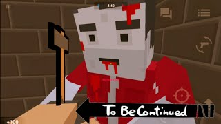 BLOCK STRİKE ZOMBİE SURVİVAL - TO BE CONTİNUED MOMMENT #1