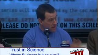 Panel - Whose Business is it Anyway? Science and the Corporate World (Trust in Science Part 4)