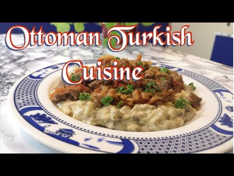HUNKAR BEGENDI (the Sultan Was Delighted) RECIPE - Kebab Served With Creamy Eggplant Puree So Good