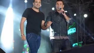 تامر حسين يغني كوبليه محذوف من اغنية حبايب ايه الجمال دا