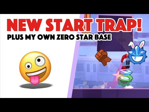King of Thieves - Base 66 new start trap (plus my own base)