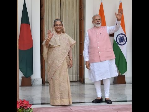 जानिए क्या क्या बात हुई Bangladesh PM शेख़ हसीना एंड PM मोदी जी Ke बीच