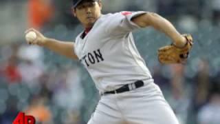 Red Sox Put Matsuzaka on Disabled List