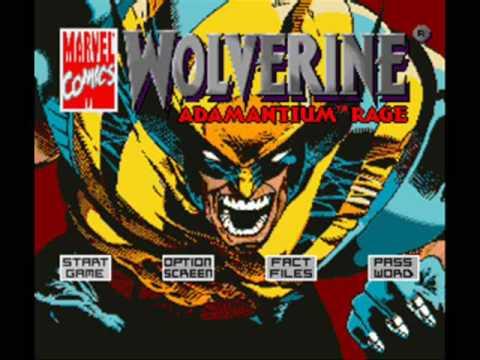 Wolverine: Adamantium Rage SNES Boss 1 Music - Destroyer Program