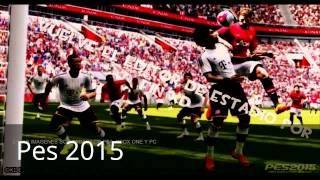 Pes 2015 Gameplay HD ~ Amazing Pes 2015