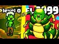 IS THE THE HIGHEST LEVEL ZOMBIE BOSS EVOLUTION? (9999+ BRAINS UPGRADE) l Zombie Evolution New Game