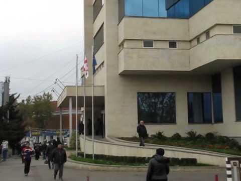 Ministry of Labour, Health and Social Affairs of Georgia - ჯანდაცვის სამინისტრო (Tbilisi, Georgia)