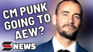CM Punk Is In Talks For A Return To Wrestling, AEW The Likeliest Landing Spot