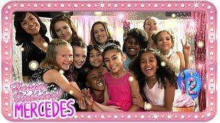 Mercedes 12th Birthday - Huge Giveaway : Vlog It // GEM Sisters Birthdays